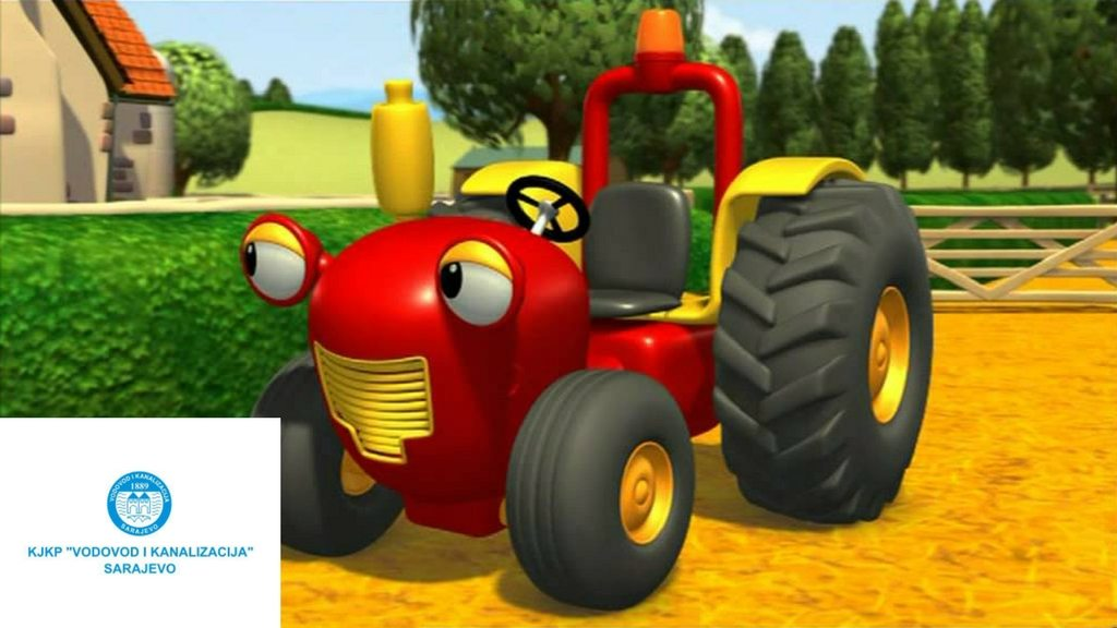Bob graditelj i traktor tom vik ov novi mobilni tim za