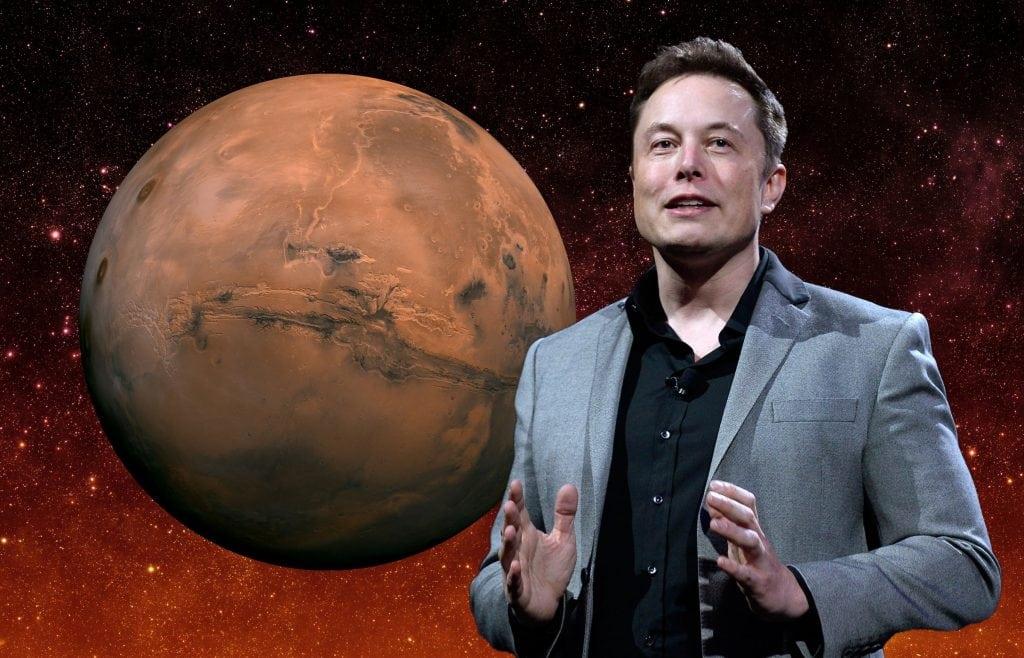 """Elon Musk na Marsu pronašao ostate drevnog svemirskog Srbina: """"Nebeski narod!"""""""