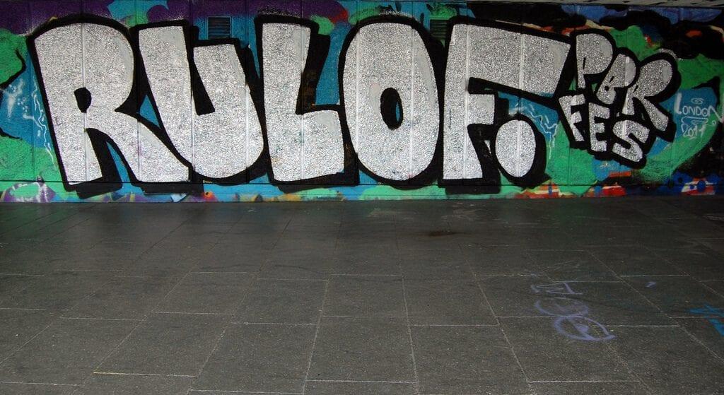 Počela izgradnja stambenog objekta s Rulofovim grafitom na fasadi