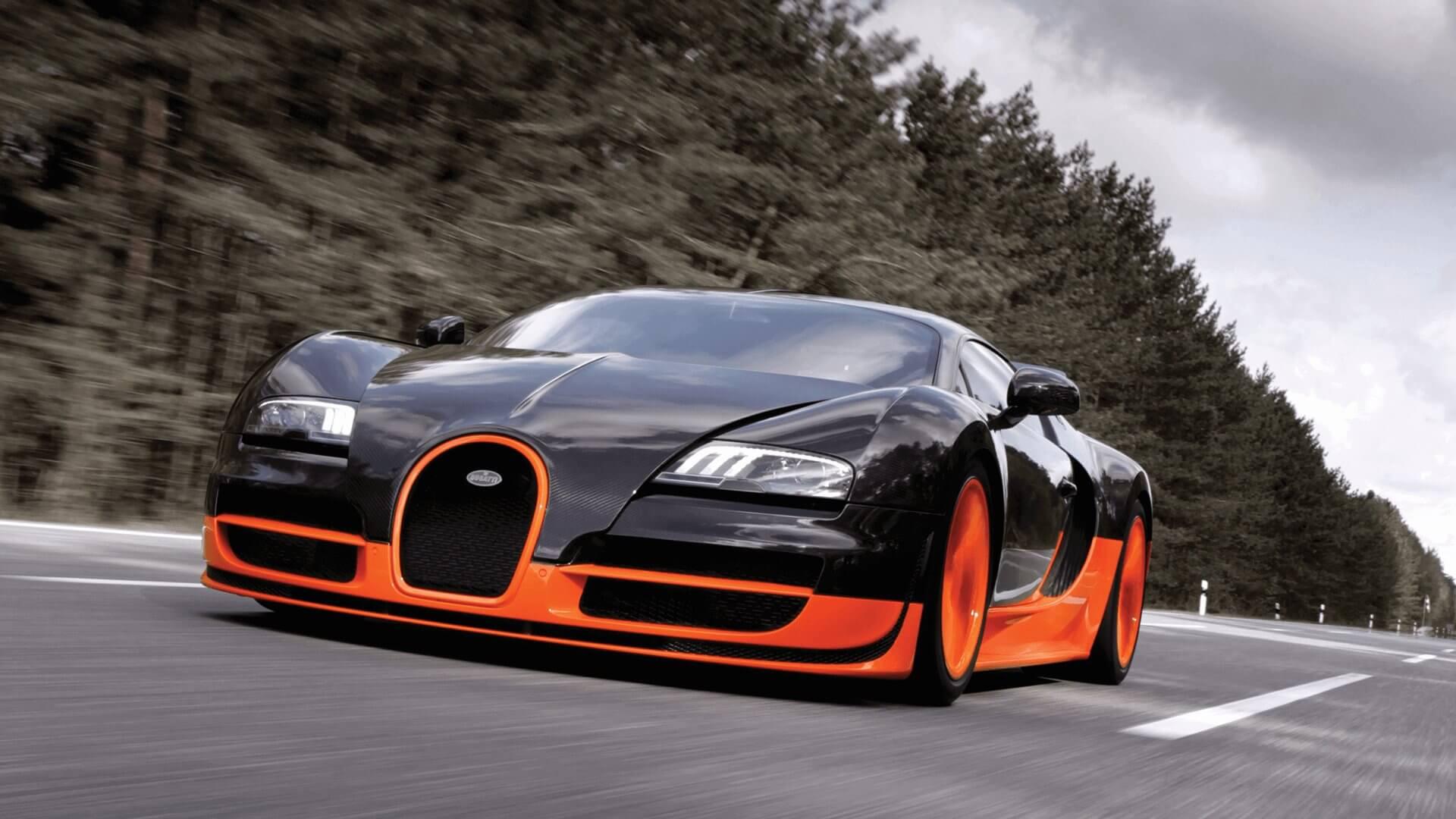 Bugatti Vayron među postačima