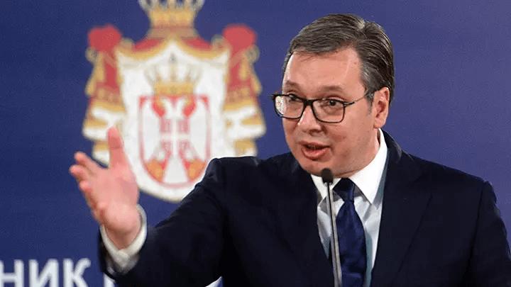 Vučić od naroda Srbije zahtjeva da vjeruju više njemu nego ...