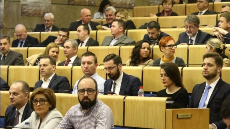 Slikovni rezultat za parlament fbih satro
